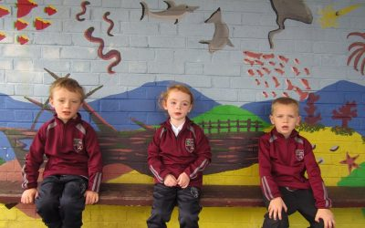 Junior Infants, September 2020