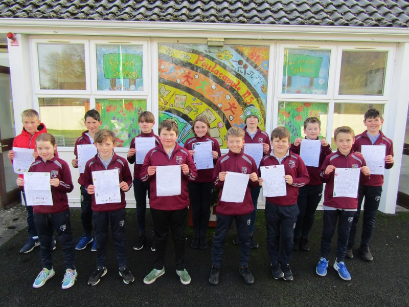 Letters for Strathmore Nursing Home