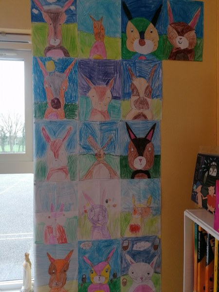 Happy Easter from the Junior Room